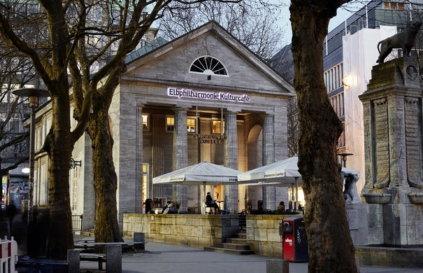 Elbphilharmonie Kulturcafé